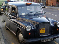 Liverpool Black Cab Taxis