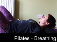Pilates - Breathing